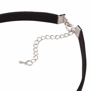 Crescent Moon Choker