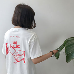 Not Bullies Tee (3 Colors)