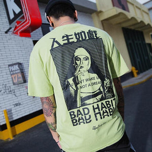 Bad Habit Tee (2 Colors)