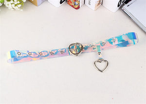Aesthetic Heart Choker