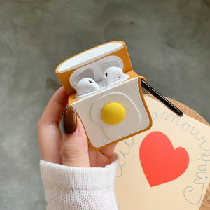 Breakfast Airpod Case