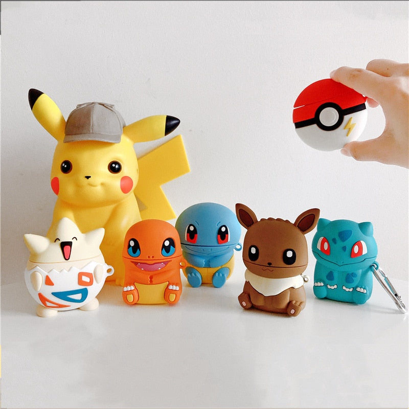 Squirtle Airpod Case