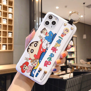 Shin Chan iPhone Case (2 Colors)