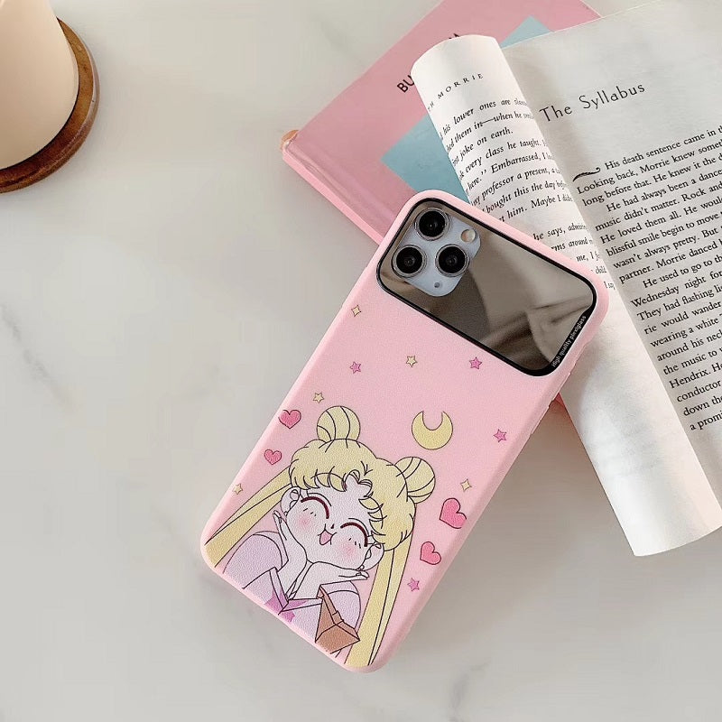 Sailor Moon Mirror iPhone Case (2 Styles)