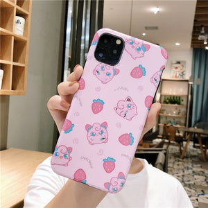 Jigglypuff iPhone Case (2 Styles)