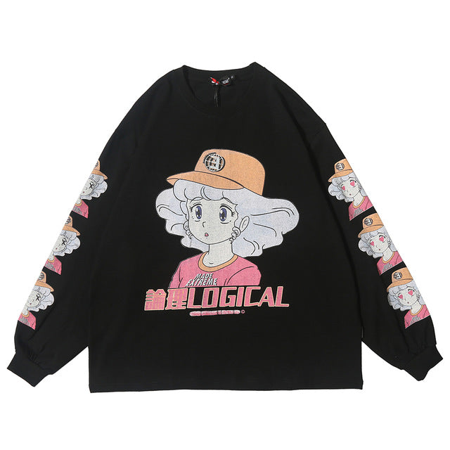 Logical Sweatshirt (3 Colors)
