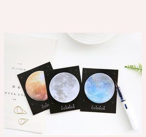 Cosmos Sticky Notes (6 Styles)