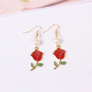 Rosey Earrings (2 Style)