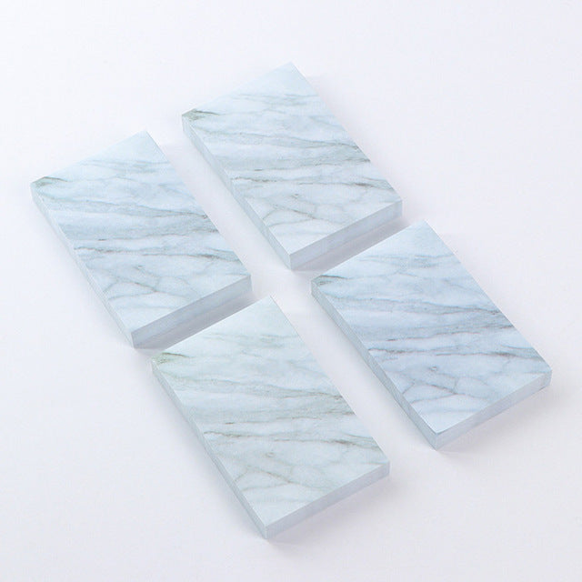 Marble Sticky Note