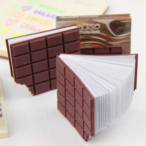 Chocolate Notebook