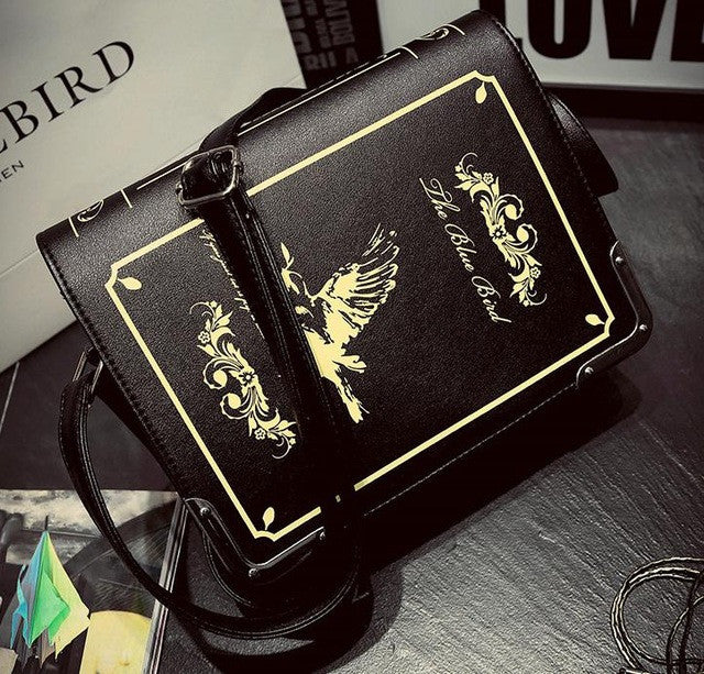 Spellbook Bag (3 Colors)