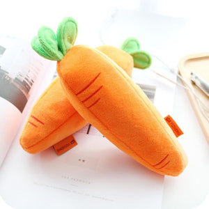 Carrot Pencil Bag