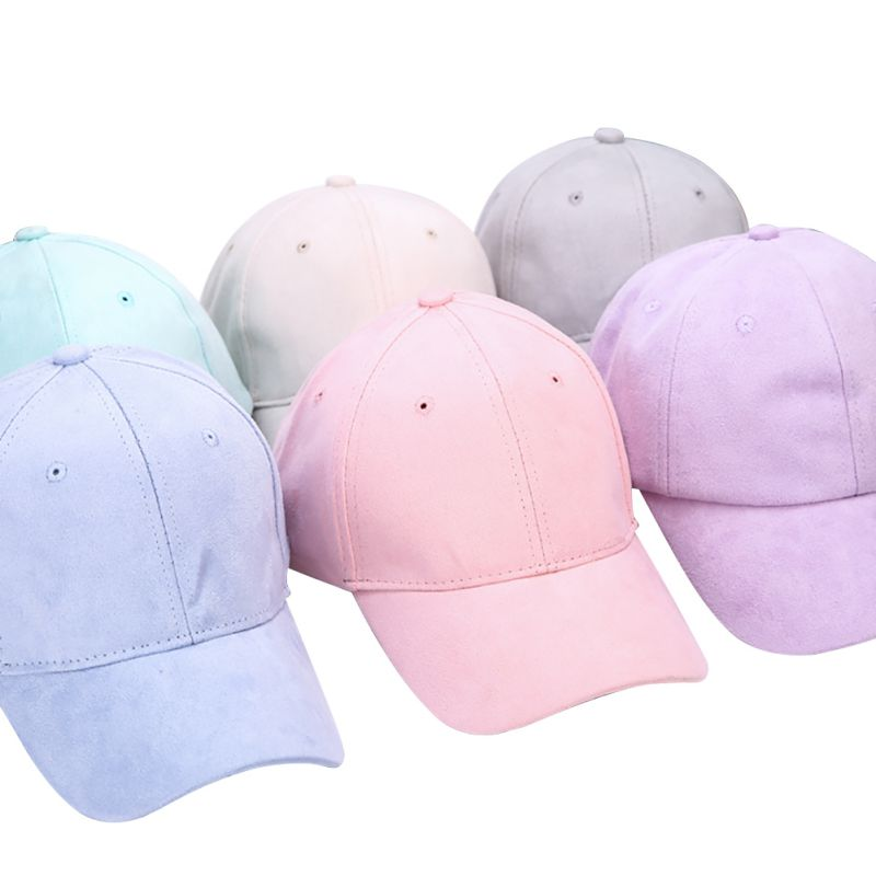 Pastel Snapbacks (6 Colors)