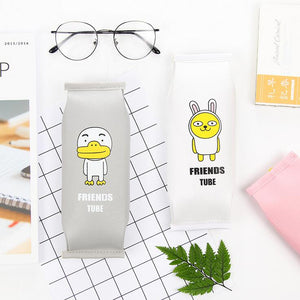 Kakao Pencil Cases (4 Colors)