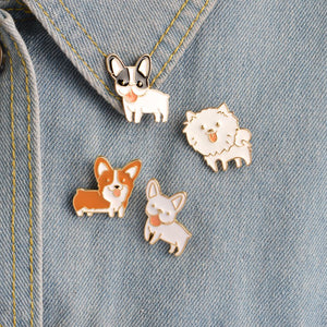 Doggy Pins