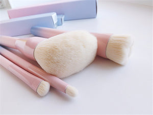 Pastel Gradient 4 Brush Set