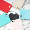 Heart iPhone Case (7 Colors)