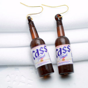 Beer Earrings (3 Colors)