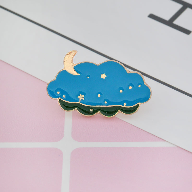 Fly Me To The Moon Pin