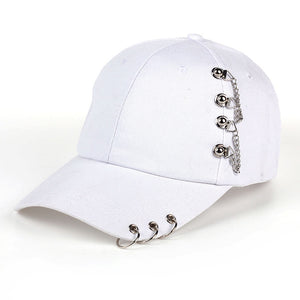 Chained Hat (3 Colors)