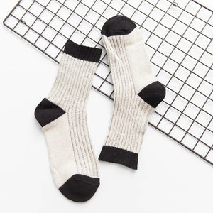 Retro Socks (5 Colors)