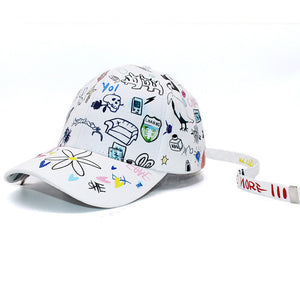 Graffiti Hat