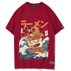 Monster Ramen Tee (3 Colors)