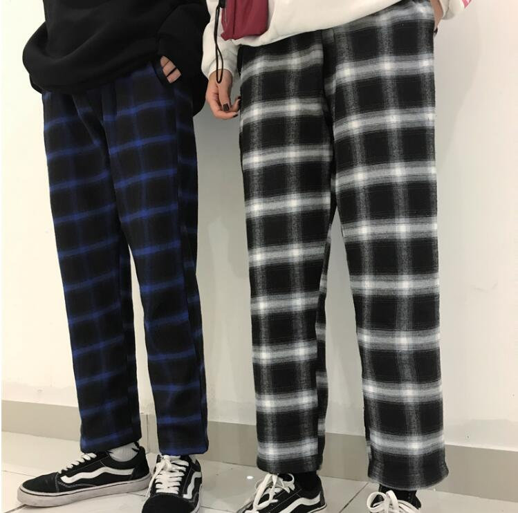 Plaid Pants (3 Colors)