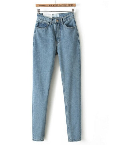 Mom Jeans (3 Colors)