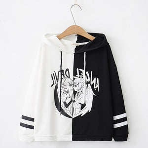 Angel Devil Hoodie (6 Colors)
