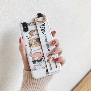 Rescue Cats iPhone Case (2 Colors)