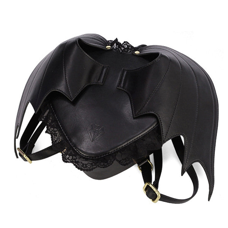 Laced Batwing Backpack