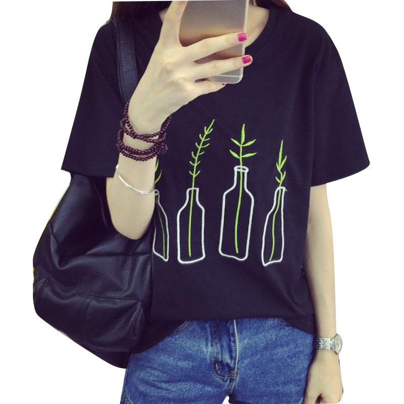 Bottled Plant Tee (2 Colors)