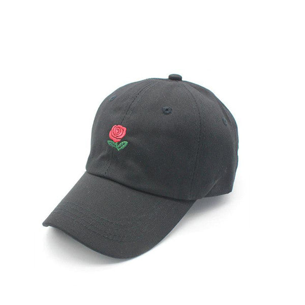 Rose Hat (3 Colors)