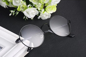 Rounded Glasses (3 Colors)