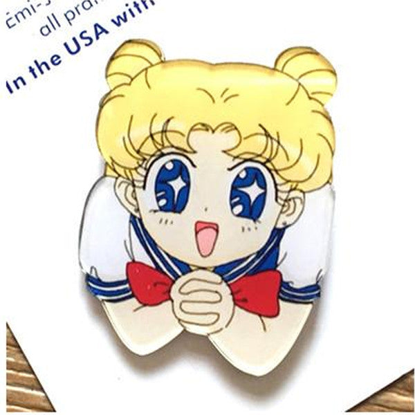Sailor Moon Wishing Pin