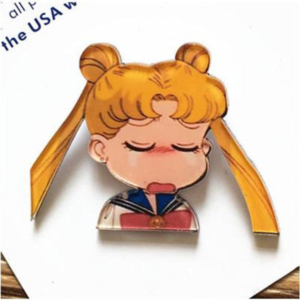 Sailor Moon Done Pin