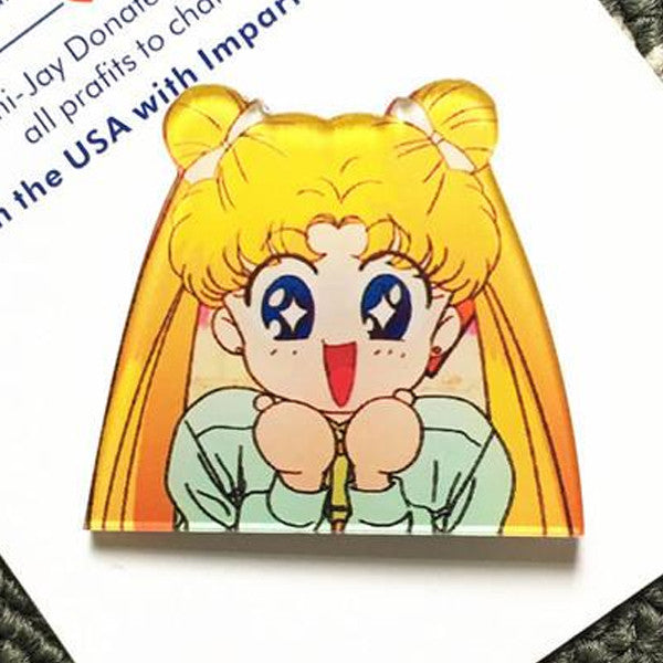 Sailor Moon Cutie Pin