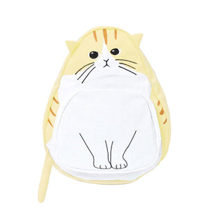 Serious Cat Backpack (4 Colors)