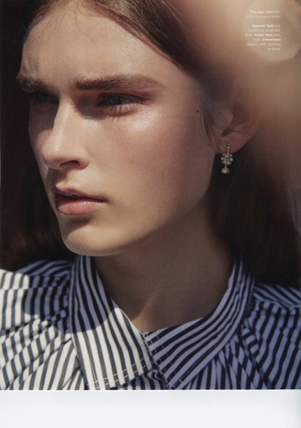 Yen Magazine features James & Irisa Jewellery