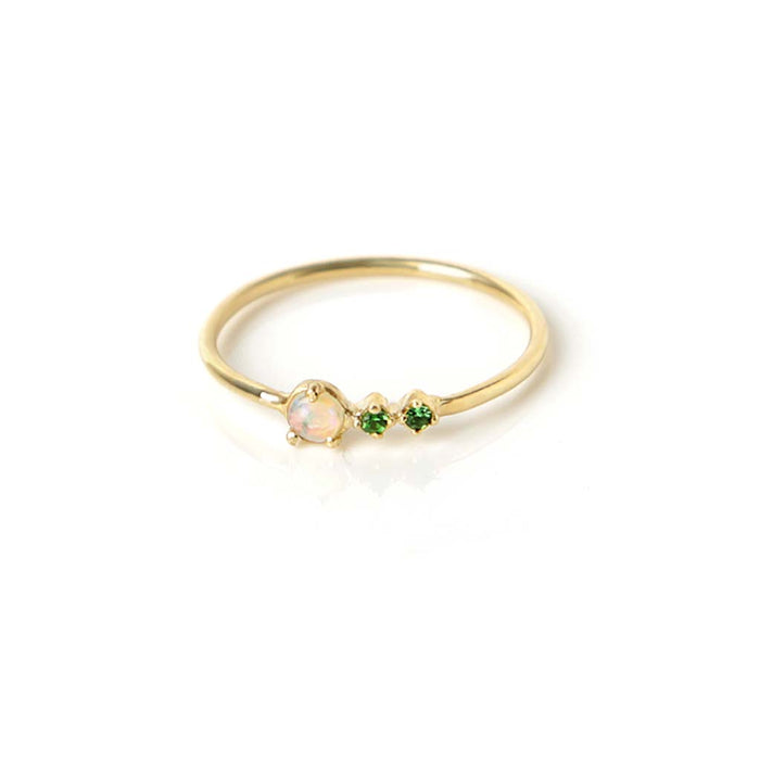 Deco Ring - James & Irisa Jewellery