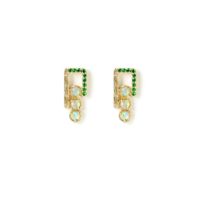 Endless Earrings - James & Irisa Jewellery