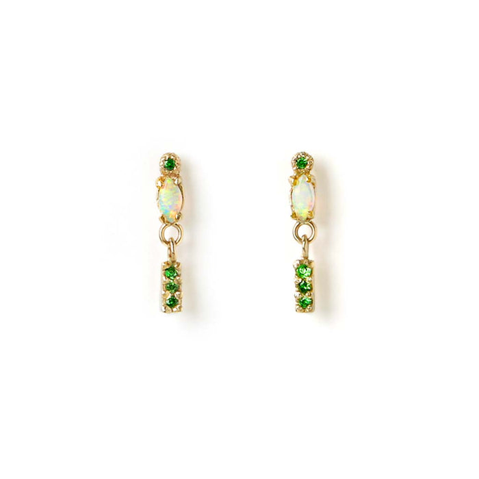 Link Earrings - James & Irisa Jewellery