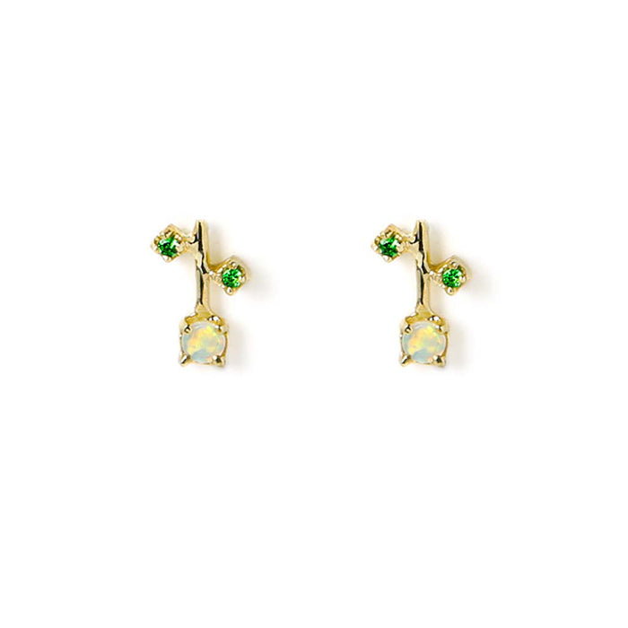 Deco Earrings - James & Irisa Jewellery
