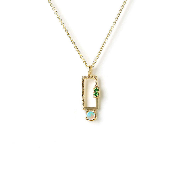 Skylight Necklace - James & Irisa Jewellery