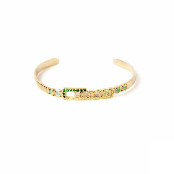 Endless Cuff - James & Irisa Jewellery