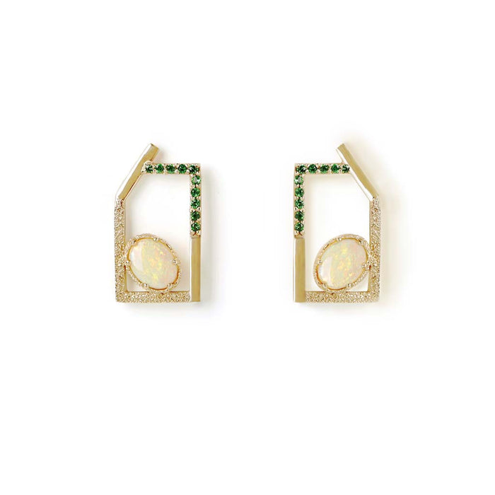 City Earrings - James & Irisa Jewellery