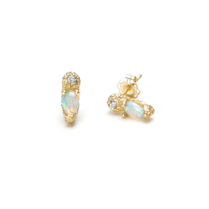 Galaxy Drop Studs (14K) - James & Irisa Jewellery