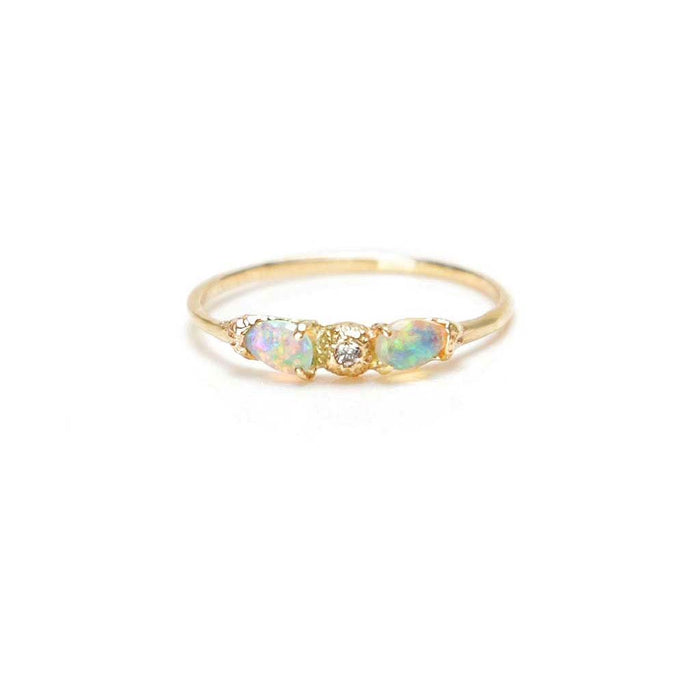 Galaxy Drop Ring (14K)