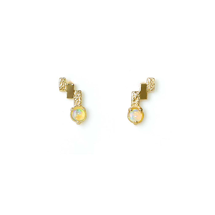 Step Earrings 1 - James & Irisa Jewellery